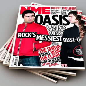 NME: The Life and History of the Music Publication