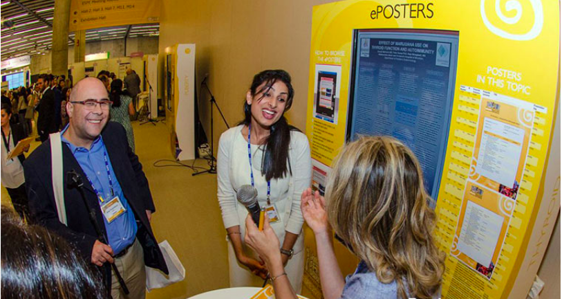 E-posters and Their Utility in Scientific Congresses