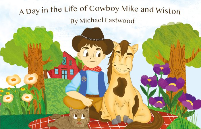 The Release of a New Book on Amazon Takes Place: A Day in The Life of Cowboy Mike and Winston