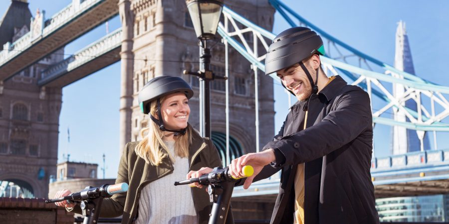 ScooTours Launches London's First Guided E-Scooter Tours in Partnership with Dott